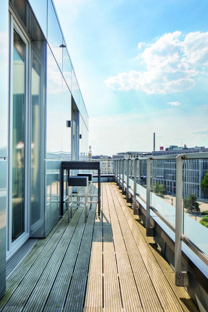 GRAND VIEW Apartment möbliert