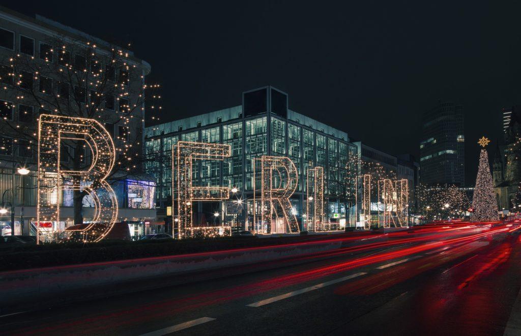 Berlin Weihnachten Kurfürstendamm
