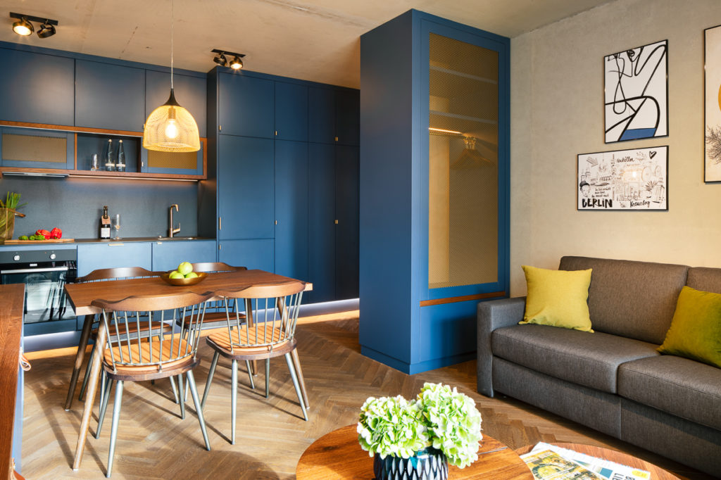 Berlin long stay apartments